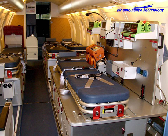 Air Ambulance Technology